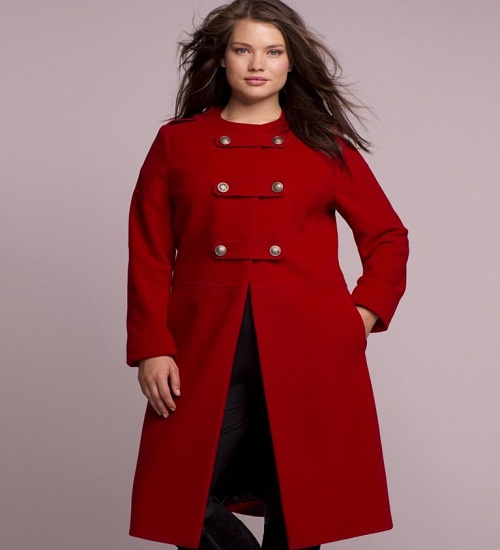 Flattering-Coats-for-Plus-Size-Women-colored